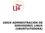 admin linux us